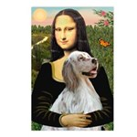 Mona's English Setter Postcards (Package of 8)