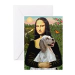 Mona's English Setter Greeting Cards (Pk of 20)
