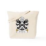 Brickdale Family Crest Tote Bag