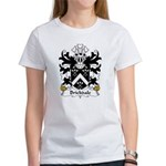 Brickdale Family Crest Women's T-Shirt