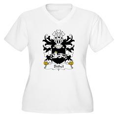 Bithel Family Crest T-Shirt