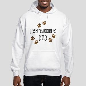 Labradoodle Dad Hooded Sweatshirt