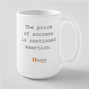 """Quantum """"The Price"""" Large Mug"""