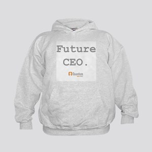 "Quantum ""Future CEO"" Kids Hoodie"