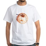 White Meatballs T-Shirt, you'll wear it a lot!