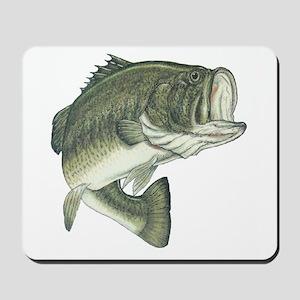 Lunker's Largemouth Bass Mousepad