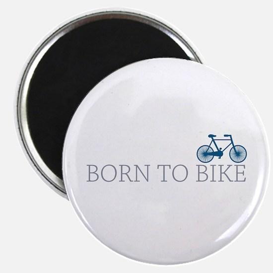 Born to Bike Magnet