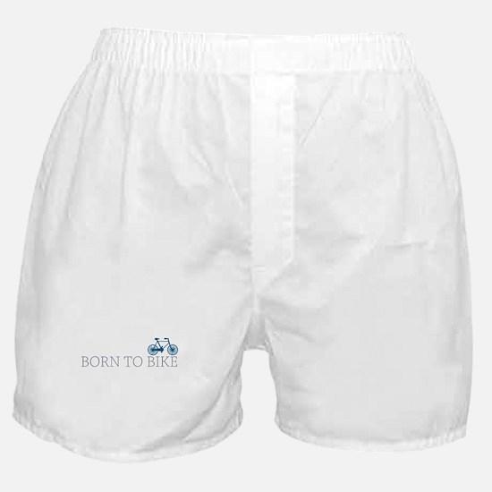 Born to Bike Boxer Shorts