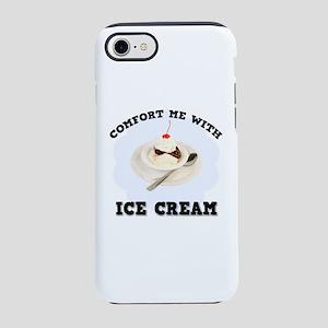 Comfort Ice Cream iPhone 8/7 Tough Case