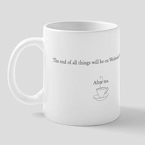 An English Apocalypse Mug