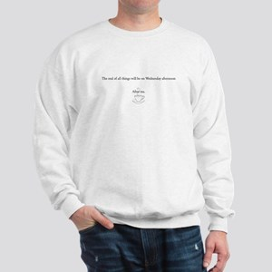 An English Apocalypse Sweatshirt