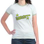 I Make Dreams Come True Funny Jr. Ringer T-Shirt
