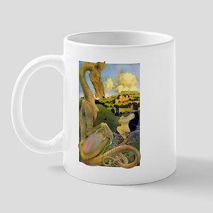 LAST DRAGON Mug