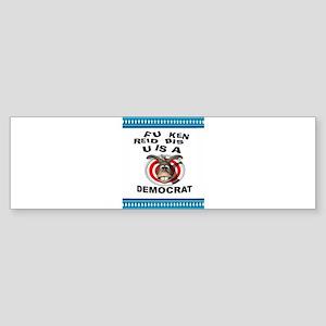 DUMMYCRATS Bumper Sticker
