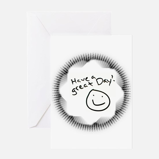 Great Day Greeting Card