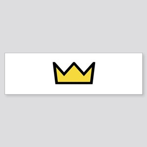Crown Judge S Bumper Sticker