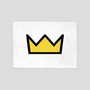 Crown Judge S 5'x7'Area Rug