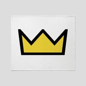Crown Judge S Throw Blanket