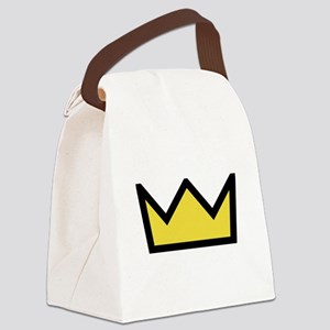 Crown Judge S Canvas Lunch Bag