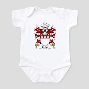Bellot Family Crest Infant Bodysuit
