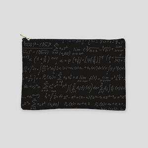 Scientific Formula On Blackboard Makeup Bag