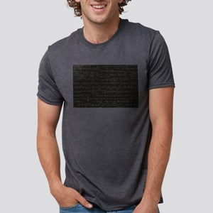 Scientific Formula On Blackboard T-Shirt