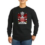 Baladon Family Crest Long Sleeve Dark T-Shirt