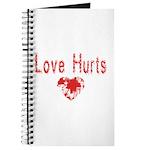 Love Hurts Journal
