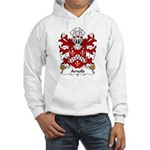 Arnold Family Crest Hooded Sweatshirt