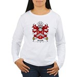 Arnold Family Crest Women's Long Sleeve T-Shirt