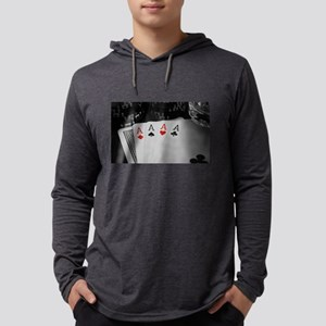 4 Aces Long Sleeve T-Shirt