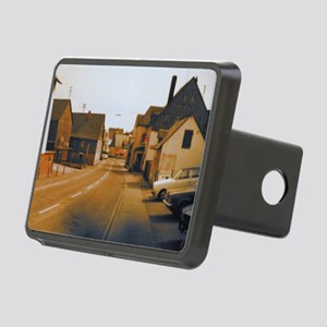 Dolly Bar Rectangular Hitch Cover