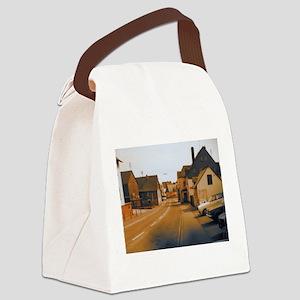 Dolly Bar Canvas Lunch Bag