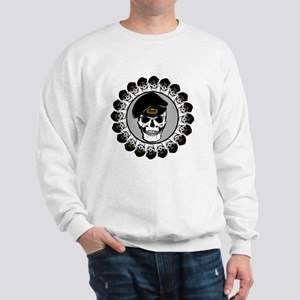 Airborne Skulls Sweatshirt