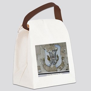 50th Tactical Fighter Wing Today Canvas Lunch Bag
