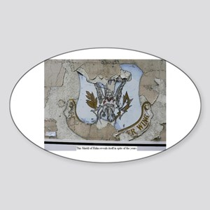 50th Tactical Fighter Wing Today Sticker