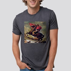 Napoleon On Horse Painting T-Shirt