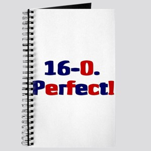16Perfect Journal