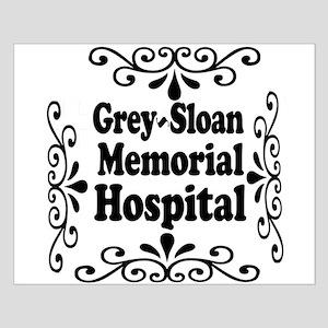 Grey Sloan Memorial Hospital Posters