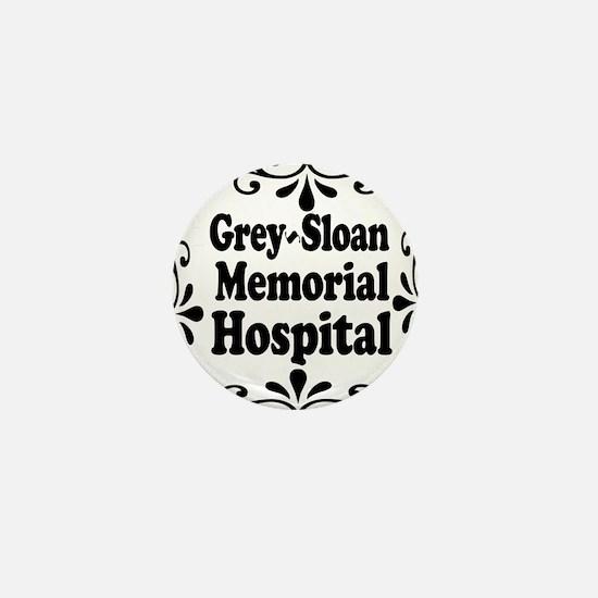 Grey Sloan Memorial Hospital Mini Button