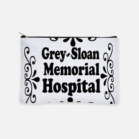 Grey Sloan Memorial Hospital Makeup Bag