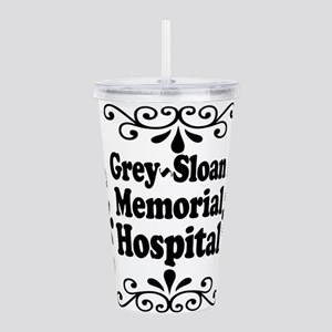 Grey Sloan Memorial Hospital Acrylic Double-wall T