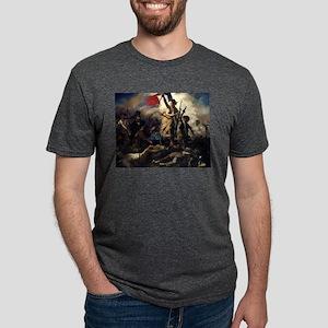 Eugène Delacroix French Revolution Paintin T-Shirt