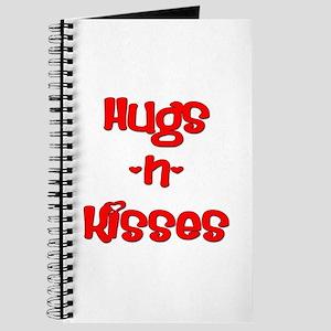 Hugs and Kisses Journal