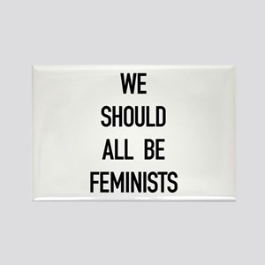 We Should All Be Feminists Magnets