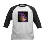 Tell the Tale of Your Thumb Kids Baseball Jersey
