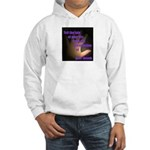 Tell the Tale of Your Thumb Hooded Sweatshirt
