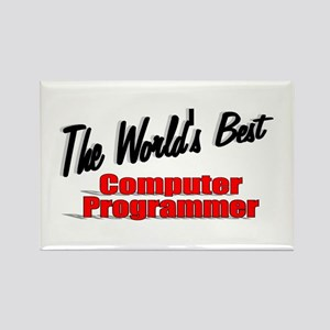 """The World's Best Computer Programmer"" Rectangle M"