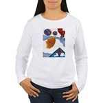 Flight Women's Long Sleeve T-Shirt