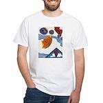 Flight White T-Shirt